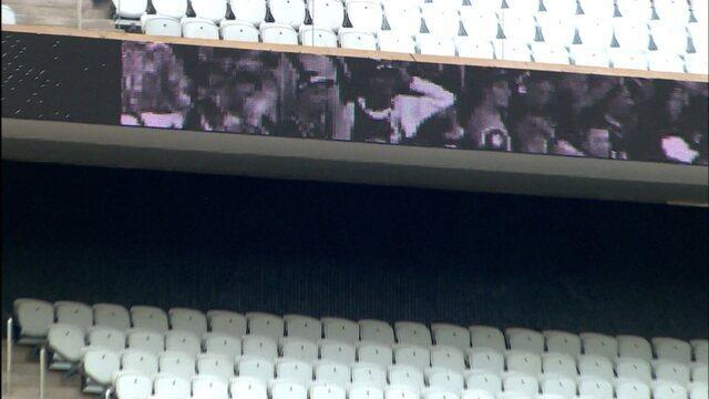 Arena cria torcida virtual para Corinthians x Ituano