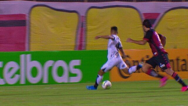 Melhores momentos: Vitória 3 x 4 Ceará pela 3ª fase da Copa do Brasil 2020