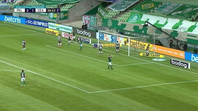 Melhores momentos de Palmeiras 2 x 1 Ceará pela 13ª rodada do Campeonato Brasileiro