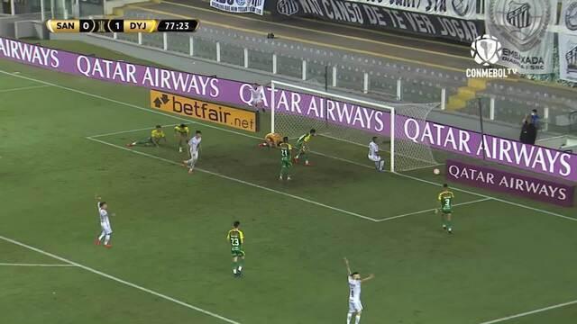 Melhores momentos: Santos 2 x 1 Defensa y Justicia pela Libertadores