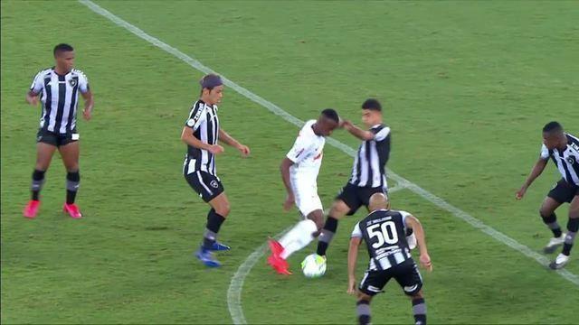 Melhores momentos: Botafogo 1 x 2 Bragantino pela 21ª rodada do Brasileirão 2020