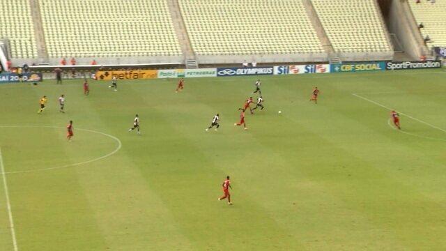 Melhores momentos de Ceará 0 x 2 Athletico-PR, pela 33ª rodada do Brasileirão