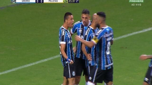 Veja os melhores momentos de Grêmio 4x0 Pelotas, pela 7ª rodada do Gauchão