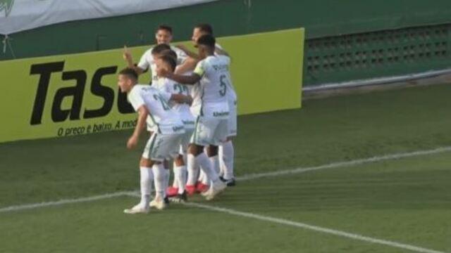 Chapecoense 3 x 1 Próspera: assista aos gols da partida