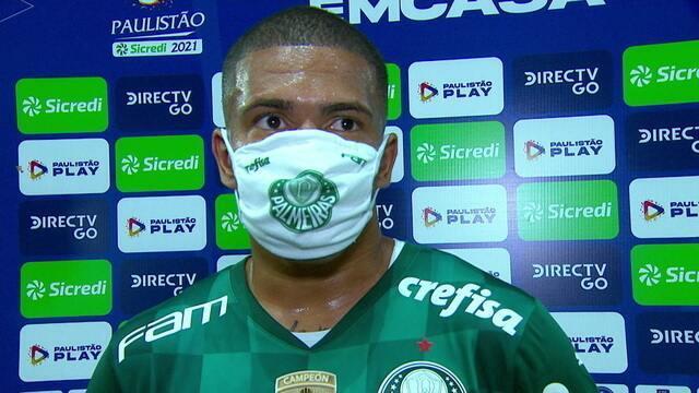 """Autor do gol da vitória, Lucas Esteves comemora feito em clássico: """"É algo incrível"""""""