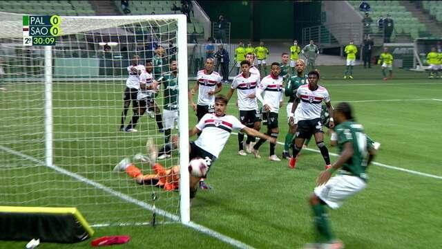Melhores momentos de Palmeiras 0 x 0 São Paulo pelo primeiro jogo da final do Campeonato Paulista
