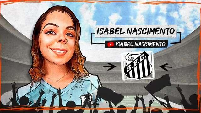 """A Voz da Torcida - Isabel Nascimento: """"Se você chegou até o fim e não dormiu, parabéns"""""""