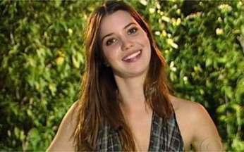 Nathalia Dill fala sobre o amor de sua personagem em Paraíso - Atriz interpreta Maria Rita, que disputa com Rosinha o coração de Zé Eleutério