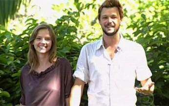 Conheça a história de amor de Guilherme Berenguer e Bianca Lopes - Ator e a psicóloga se casam hoje