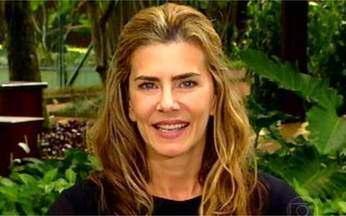Maitê Proença entra em cena na novela Caminho das Índias - Atriz vive Nanda, a próxima vítima da vilã Yvone.