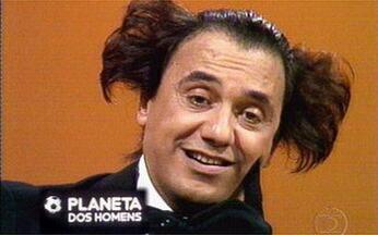 Vale a Pena Rir de Novo com Planeta dos Homens - Professor Aquiles Arquilau, vivido por Agildo Ribeiro, era uma figuraça!