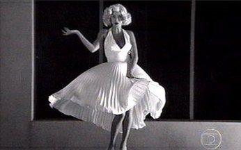 TOP 10: Veja a melhor interpretação de Marylin Monroe na TV - Confira o resultado da enquete do Vídeo Show.