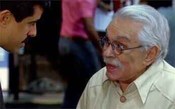 Namit instrui Radesh - Ele quer garantir que Manu não perceba o golpe.