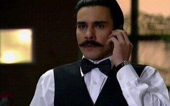 Gopal fica atordoado ao ver Chanti - Ele teme que ser descoberto e conta para Raul.