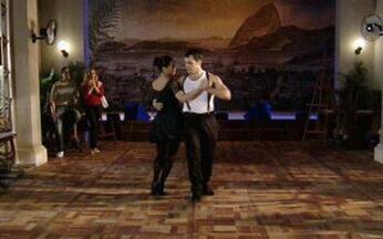 Vídeo Show elege as melhores pistas de dança da telinha - Confira os locais onde personagens remexem o corpinho.