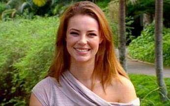 Paola Oliveira fala sobre Verônica, sua primeira vilã - Personagem da atriz em Cama de Gato apronta todas.