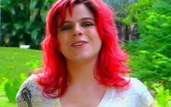Guta Gonçalves estreia em Cama de Gato como Débora - Personagem da atriz é filha de Alcino, vivido por Carmo Dalla Vecchia.