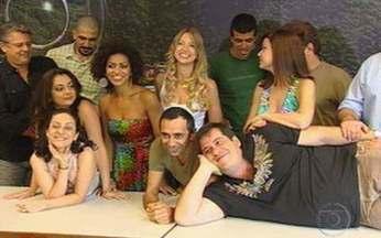 Geral.com e Os Caras de Pau estão de volta! - Programas fazem parte da programação de fim de ano da Globo.