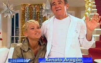 Confira os bastidores da participação de Xuxa na Turma do Didi - Rainha dos Baixinhos interpretará dois personagens.
