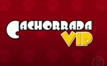 Exclusivo - Bastidores da Final da Cachorrada Vip - Confira o antes e o depois dessa final eletrizante que contou com a vitória de Fiorella Mattheis!