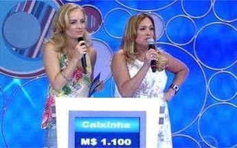 Susana Vieira participa do Dia D do Vídeo Game - Conheça os finalistas do quadro de Angélica.