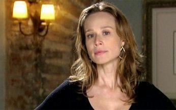 Cena exclusiva: Clara está furiosa com Francesca - Ela não aceita a possibilidade da garota se apaixonar por Adamo
