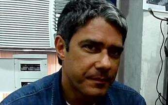 Bonner diz que JN no Ar vai apresentar mosaico do Brasil - O apresentador quer mostrar um quadro detalhado das carências, urgências e conquistas do Brasil. Ele crê que assim o eleitor poderá votar no candidato que achar melhor para resolver estes desafios.