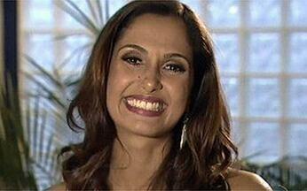 Camila Pitanga nos bastidores do 'Som Brasil Toquinho' - Saiba como vai ser a homenagem do programa a um dos maiores compositores da MPB
