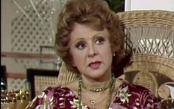 Personagem Kiki Blanche está de volta à TV em Ti-Ti-Ti! - Vídeo Show conversa com Eva Todor, que viveu a ex-vedete na novela Locomotivas.