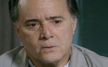 Passione - capítulo de quinta feira, dia 23/09/2010, na íntegra - Clô vai à casa de Bete e exige que ela se afaste de Olavo.