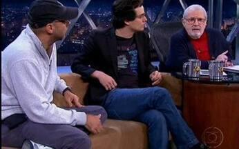 Ator Wagner Moura e diretor José Padilha falam de filme - Padilha dirigiu Moura em Tropa de Elite 2.