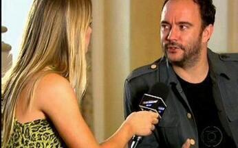 Fiorella Mattheis entrevista Dave Matthews - Apresentadora encontra o músico que faz shows no Brasil