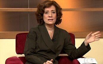 Miriam Leitão comenta disputa entre herdeiros do líder líbio - A briga entre os filhos de Muamar Kadhafi enfraqueceu seu governo. Já no Egito, apesar da renúncia de Mubarak, a bolsa de valores ainda não reabriu e os preços dos alimentos aumentaram muito.