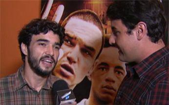 Vídeo Show confere a estreia de Bróder - Filme conta a história de três amigos que enfrentam vários desafios em São Paulo