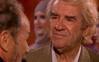 Albieri conta a Ali que fez um clone de Lucas - undefined