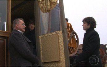 Veja como foram as gravações de Cordel Encantado na França - Vídeo Show mostra a produção das cenas de Seráfia do Norte