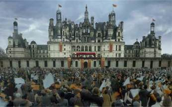 Conferimos as gravações de Cordel Encantado, na França - Equipe da trama caprichou nos detalhes das cenas