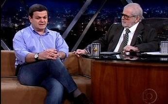 O psicanalista Pedro Luiz Ribeiro fala sobre cinema e sonhos - O médico fala sobre o filme Cisne Negro.