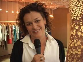 Betty Prado revela o que vai rolar na Comprare - A consultora de moda da novela conta qual foi a inspiração