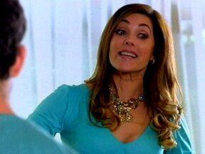 Elenco responde em qual festa iria: a da Griselda ou a da Tereza Cristina? - Cada uma deu um showzinho com estilo próprio