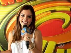 Giovanna Lancelotti revela o que vai fazer durante o carnaval - Atriz conta que quer conhecer agitação do Rio ou de Salvador