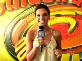 Atriz Mariana Rios diz que vai aproveitar o carnaval para descansar - ´É uma época que o Brasil pega fogo´, diz a namorada do músico Di Ferrero
