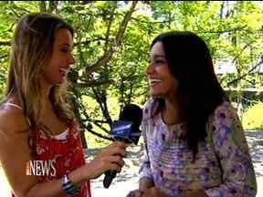 Vídeo Show News: Wanessa dá à luz ; entrevista Victor Pecoraro, Dira Paes e Dan Stulbach - Dani Monteiro mostra como é a vida dos famosos