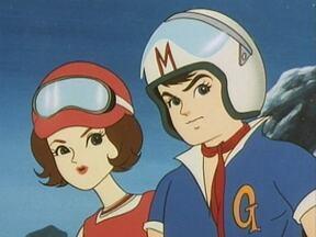 Atores relembram com carinho de 'Speed Racer' no Vídeo Show em Série - Desenho tem uma imensa legião de fãs em todo o mundo