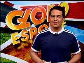 Globo Esporte - TV Integração 1/2/2012 - Vejas as notícias desta quarta-feira no bloco regional
