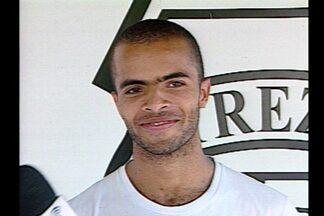 Carlos Alberto vem se destacando no meio-de-campo do Treze - Jogador já teve passagens pelos juniores de Palmeiras e Corinthians e pelo Sub-18 da Seleção Brasileira. Atleta está sendo elogiado por parte da torcida e pelo técnico Marcelo Vilar.