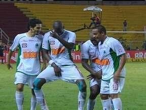 De virada, Fluminense perde por 2 a 1 para o Boavista pelo Carioca 2012 - Foi a primeira derrota de um time grande no estadual.