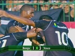 Giro pelos Campeonatos Estaduais - No Rio, Vasco segue 100 %. Bahia faz 3 a 2 no Feirense de virada. Náutico vence Ipiranga por 3 a 1, já o Sport perde para o Salgueiro por 2 a 0.