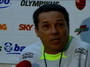 Vanderlei Luxemburgo será apresentado nesta quinta-feira como o novo técnico do Grêmio - Técnico não vence um título há sete anos.