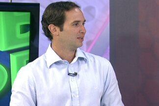 Caio Ribeiro analisa vitória apertada da Seleção Brasileira sobre a Bósnia - Comentarista fala sobre o primeiro amistoso da Seleção Brasileira em 2012.